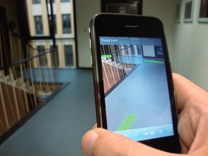 Navigation mit Augmented Reality